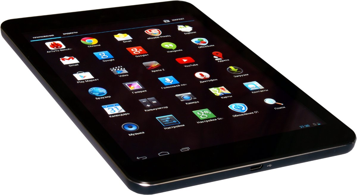 The Prestigio MultiPad 4 Quantum 7 85 is the new compromise