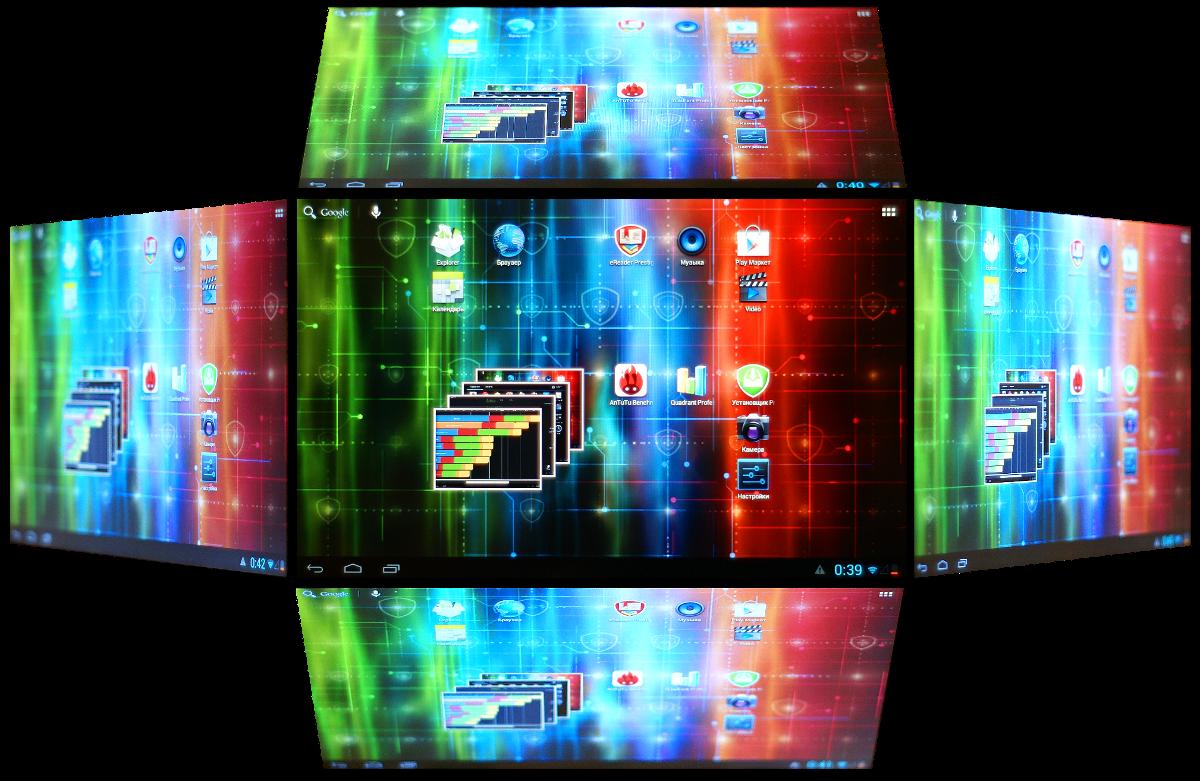 Tahvelarvuti Multipad 7100D3G (41811162) - Osta ee