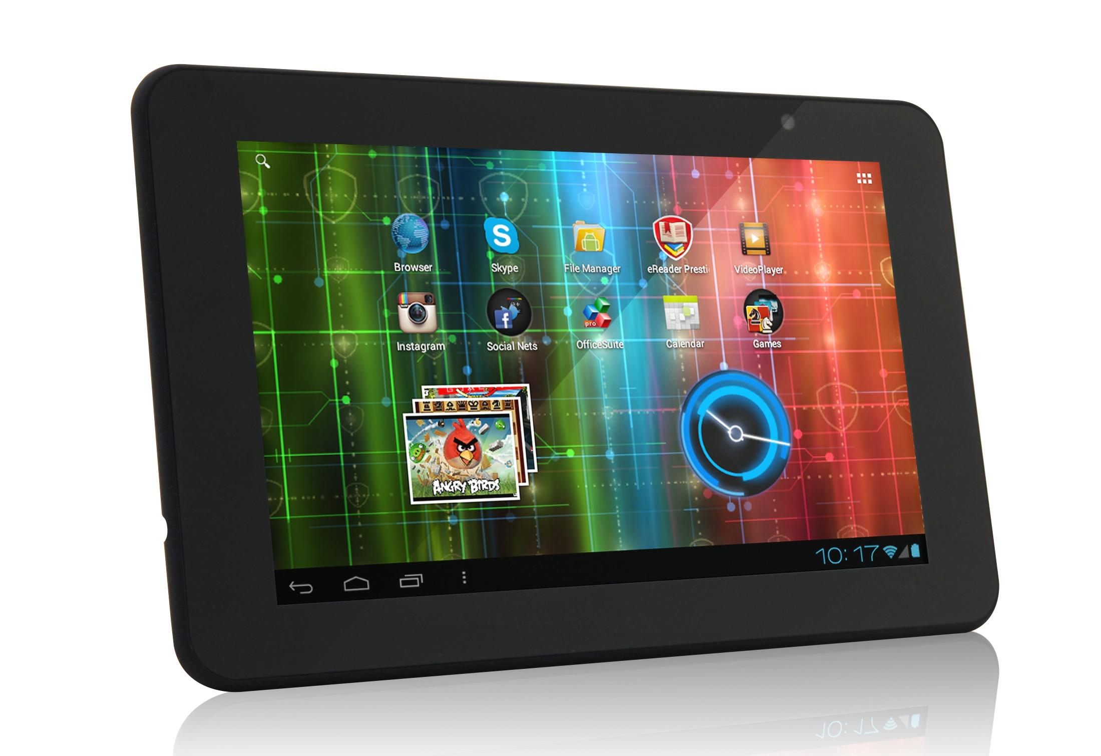 testsieger level tablet displays